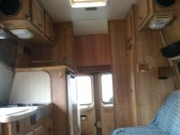 1986 Ford 250E Econoline Conversion Camper Van