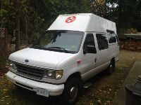 1997 Ford Econoline F350 Propane Conversion